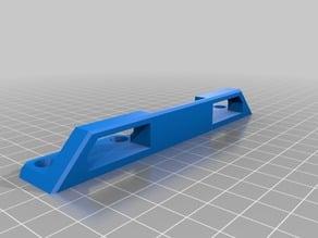 Sortimo Bosch L-Boxx Slimline Clamp