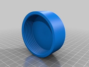 Basic Fleshlight End Cap with source files!