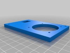 Laser control board box (for 10 watt laser driver)