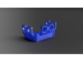 BOE-Bot Ultrasonic Sensor Frame