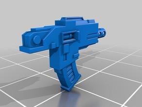 Phobos pattern space soldier gun.