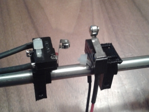 Rod mount for stopswitch