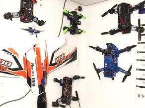 Mini-quad / RC Wall Hangers