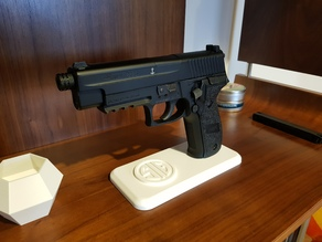 Sig Sauer P226 .177 Pellet Gun Stand