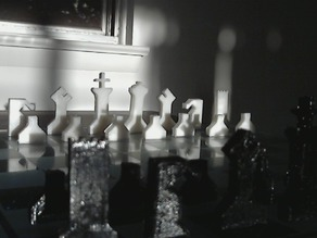 Interlocking Chess Pieces