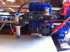 Inductive Sensor Mount  12mm LJ12A3-4-Z