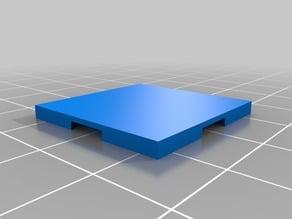 Gluable Bottom for Openforge Tiles