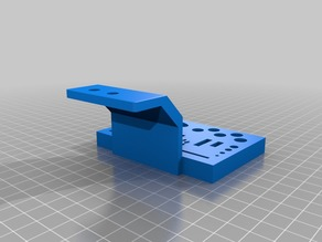 Anycubic i3 Mega - Tool caddy, 2nd version