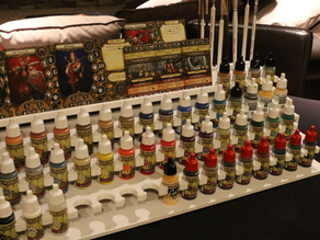 Miniature Paint Station