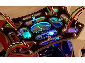 F450 Quadcopter Frame Naze32 bracket
