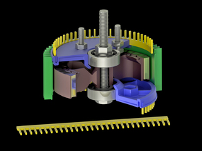 Radial Generator I