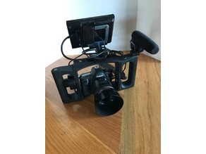 DSLR Camera Cage