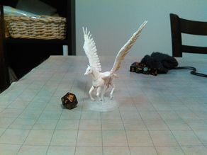 Pegasus for tabletop gaming