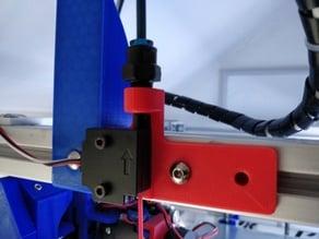 Runout Filament Ledger Support 3030