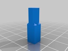 Drill socket hex square adapter