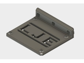 Duet Wifi Mount for 3030 Extrusion