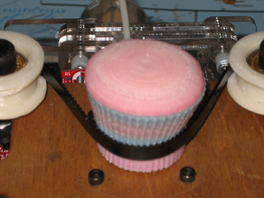 Cupcake Z Timing Pulley (really, a cupcake!)