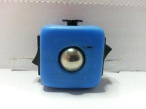 Fidget cube worry stone