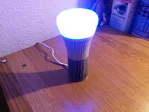 Lamp bulb holder E27 - High voltage