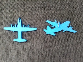C-130 Ornaments