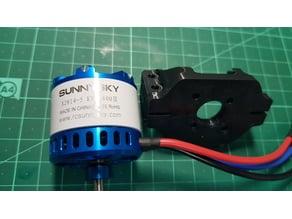 Ritewing Mini Drak Motor Mount 2814 25x19 and 25x25