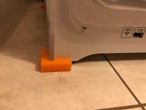 Ultimaker 3 anti-vibration foot