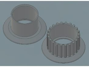 GT2 Timing Pulley 22T