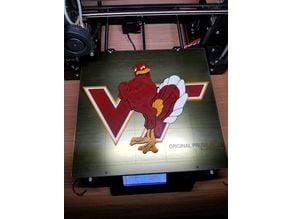 Virginia Tech Logo - 4 Colors