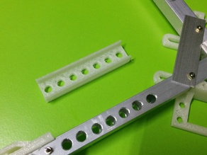 6mm Hole Guide for 13mm Square Rod