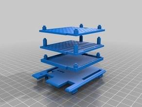 Arduino UNO Shield Builder Stackable Prototyping Perfboard