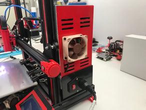 Ender 3 Power Supply Mod for 60mm Fan