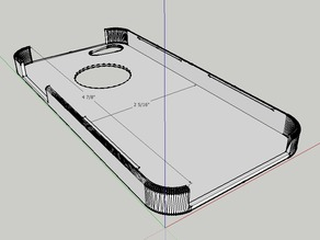 iPhone 5 Case - SketchUp