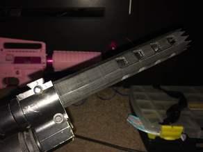 M249 Flash Hider