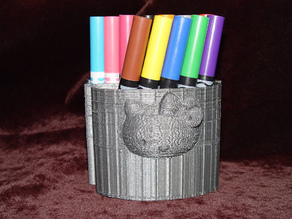 Hello Kitty Branded paper and pencil holder