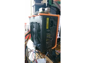 i3 pro B ATX PSU mount