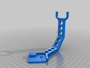 TAZ 6 Makerfocus IR camera bed mount