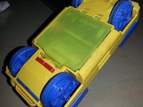 Lego Duplo Loco Battery Cover - Lok Batterie Deckel