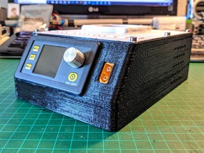 DIY Lab Power Supply