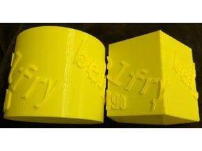 BelfryWrite Test Cylinders