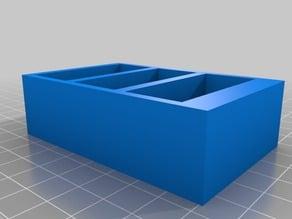 Simple cupboard for dollhouse