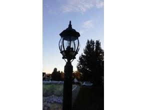 Lamp Post Component