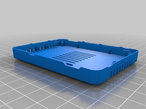 123D Exported Odroid XU4(from the official STEP sources)