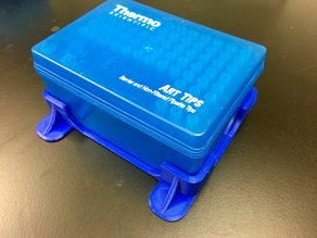TipNoFlip - Stabilizer for Thermo Scientific ART 10 µL Tip Box