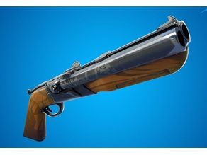 Fornite Double Barrel Shotgun & Upgrades