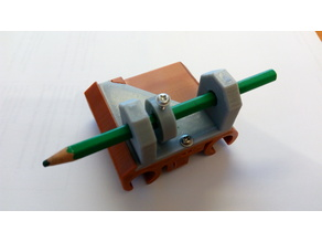 Drawing upgrade V3 - for spring (Rebel II V32 printer)