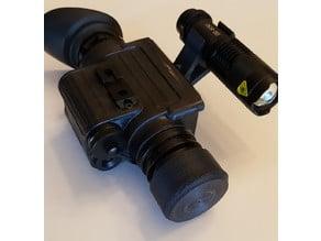 Armasight Spark Core Flashlight Mount