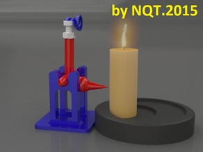 Switch Off Candle by NQT.2015