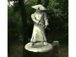 Samurai warrior 2019 a