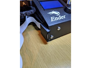 Another Ender 3 SD Card Holder