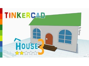 House 3 _Level 2 with Tinkercad